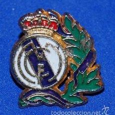 Pins de colección: PINS REAL MADRID-02. Lote 55391393