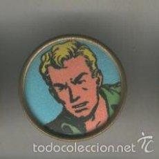 Pins de colección: PINS: BENGALA: TENIENTE RICHARD. Lote 55474445