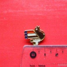 Pins de colección: PINS/ PASADOR AGUJA DE LA EITB-ETB, RADIO Y TELEVISION VASCA. Lote 55716880