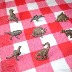 Pins de colección: PINS DE DINOSAURIOS. Lote 55856178