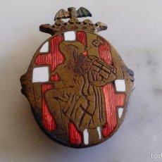 Pins de colección: PINS DE HOJAL - EXPOSICION INTERNACIONAL - BARCELONA 1929. Lote 56041501