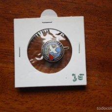 Pins de colección: PINS / PASADOR DE AGUJA, ASOCIACION ESPAÑOLA DE DONANTES DE SANGRE DE ARAGON.. Lote 56241722