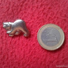 Pins de colección: BONITO PIN INSIGNIA PARA COLECCION TENGO MAS PINS VEAN MIS LOTES OSO BEAR VER FOTO/S Y DESCRIPCION. Lote 56668827