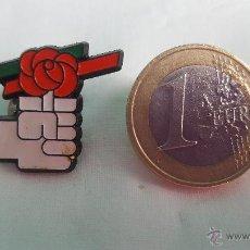 Pins de colección: PIN PARTIDO POLÍTICO PSOE. Lote 56942622