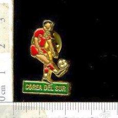 Pins de colección: PINS MUNDIAL DE FUTBOL COREA DEL SUR . Lote 57264016