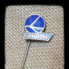 Pins de colección: PIN AGUJA SOLAPA AEROLINEAS TAROM - AVION - AVIONES - INSIGNIA AVION. Lote 57471255