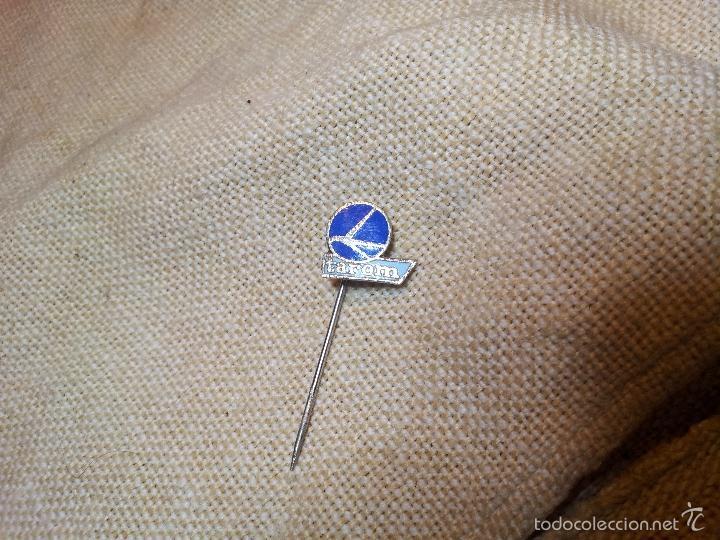 Pins de colección: pin AGUJA SOLAPA aerolineas tarom - avion - aviones - insignia avion - Foto 2 - 57471255