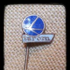 Pins de colección: PIN AGUJA SOLAPA AEROLINEAS TAROM - AVION - AVIONES - INSIGNIA AVION. Lote 57471294