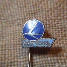 Pins de colección: PIN AGUJA SOLAPA AEROLINEAS TAROM - AVION - AVIONES - INSIGNIA AVION. Lote 57608515