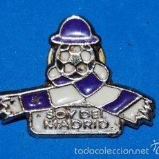 Pins de colección: PINS REAL MADRID. Lote 57805870