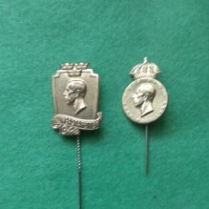 Pins de colección: INSIGNIAS SUECIA LOTE AÑOS 1947-48. Lote 57909098