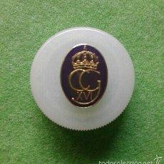 Pins de colección: PIN SUECIA INICIALES REY GUSTAF. Lote 58071993