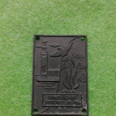 Pins de colección: INSIGNIA SUECIA RIKSLAGRET 1951. Lote 58072500