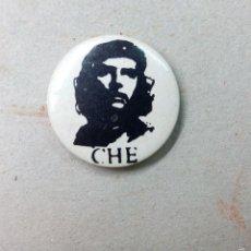 Pins de colección: PIN, CHAPA AGUJA CHE GUEVARA - DIAMETRO 2,5 CM.. Lote 58159608