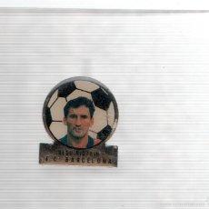 Pins de colección: PINS: BEGUIRISTAIN ,JUGADOR DEL BARA. Lote 58287504
