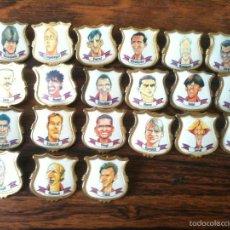 Pins de colección: TEMPORADA DEL C.F.BARCELONA 1994-95. Lote 58667732