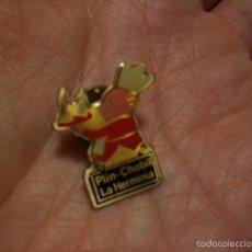 Pins de colección: PIN PLIN CHOBIL LA HERMINIA. Lote 60167587
