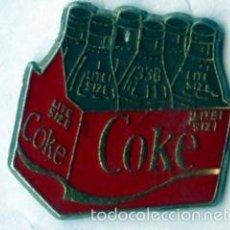 Pins de colección: PINS COCACOLA. Lote 60543647