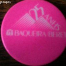 Pins de colección: CHAPA BAQUEIRA BERET. Lote 61839956