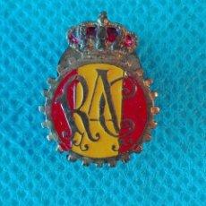 Pins de colección: INSIGNIA DEL RACE PARA SOLAPA. AÑOS 70. ENVÍO: 1,30 € *.. Lote 62075548