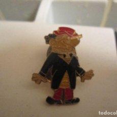Pins de colección: PIN PERSONAJE COMIC CARPANTA. Lote 121916028