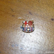 Pins de colección: PIN DEL ESCUDO DEL BARÇA. SIN AJUSTE. Lote 63249912