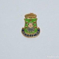Pins de colección: PIN HERALDICO DE BARBASTRO (HUESCA). Lote 95355968