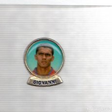 Pins de colección: PINS: GIOVANNI ,JUGADOR DEL BARA. Lote 64228201