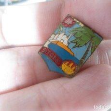 Pins de colección: ANTIGUO PIN AGUJA ESMALTADO SITGES. Lote 66988630