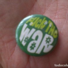 Pins de colección: CHAPA PACIFISTA. Lote 67234889
