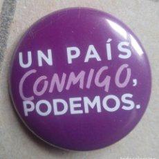 Pins de colección: CHAPA, PIN POLITICO. PARTIDO POLITICO PODEMOS. ASOCIACIONES. (PINS POLITICOS, CHAPAS POLITICAS). Lote 68445253