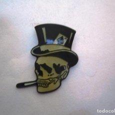 Pins de colección: PIN CALAVERA. Lote 68940193