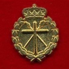 Pins de colección: INSIGNIA ORO DE LA HERMANDAD O COFRADIA DE LA SEMANA SANTA DE SAN FERNANDO( LA EXPIRACION )Nº93. Lote 72929679