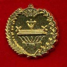 Pins de colección: INSIGNIA ORO DE LA HERMANDAD O COFRADIA DE LA SEMANA SANTA DE SAN FERNANDO( EL SANTO ENTIERRO )Nº95. Lote 73010583