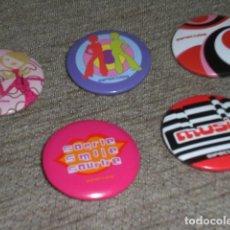 Pins de colección: LOTE CHAPAS SIPECUSA. Lote 74409731