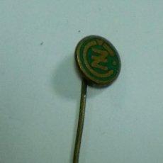 Pins de colección: ANTIGUO PIN DE AGUJA. MOTOS CZ. Lote 74845003