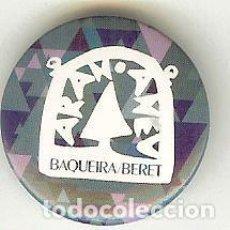 Pins de colección: CHAPA ALFILER - BAQUEIRA BERET. Lote 74970771