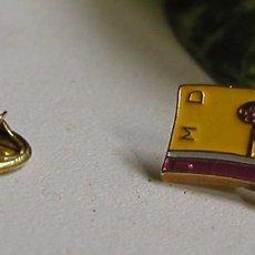 Pins de colección: PIN DEL AYUNTAMIENTO DE MADRID IMD INSTITUTO MUNICIPAL DE DEPORTES PERFECTO. Lote 74987951
