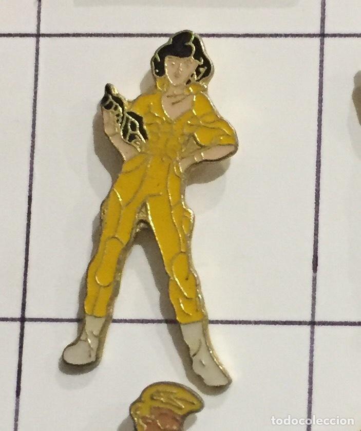 Pin Pins April Tortugas Ninja Dibujos Buy Antique And Collectible
