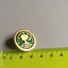 Pins de colección: PER GAUDIR CONSERVEM SA NOSTRA NATURA BALEARES PIN BALEARS ILLES . Lote 75185811