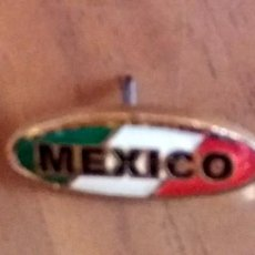 Pin's de collection: PINS - PIN TURISMO - MEXICO. Lote 75407823