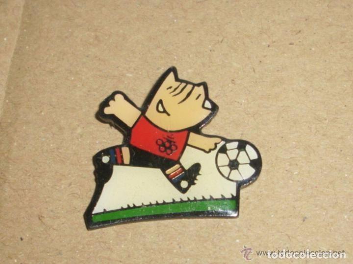 Pin Mascota Cobi Juegos Olimpicos Barcelona Comprar Pins