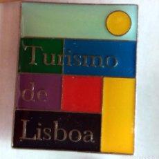 Pins de colección: PINS - PIN TURISMO - TURISMO DE LISBOA. Lote 76200391