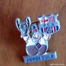 Pins de colección: PINS - PIN F.C. BARCELONA. Lote 76557563