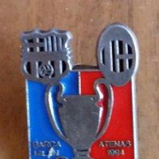 Pins de colección: PINS - PIN F.C. BARCELONA. Lote 76638567