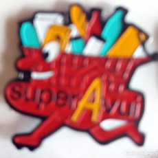 Pins de colección: PINS - PIN SUPER AVUI. Lote 76639671