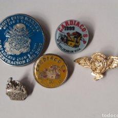 Spille di collezione: LOTE DE PINS DE MOTO CLUB. Lote 78116043