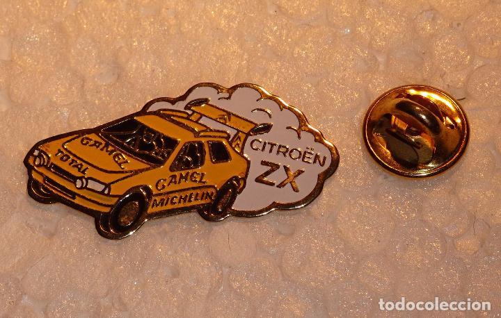 Pin De Coches Motos Coche Tipo Paris Dakar Cit Kaufen Alte Pins