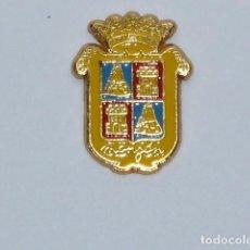 Pins de colección: PIN HERALDICO DE MONZON (HUESCA). Lote 80668246