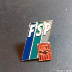 Pins de colección: PIN DE UNIÓN GENERAL DE TRABAJADORES / UGT - FSP / FEDERACIÓN SERVICIOS PÚBLICOS. Lote 81239924